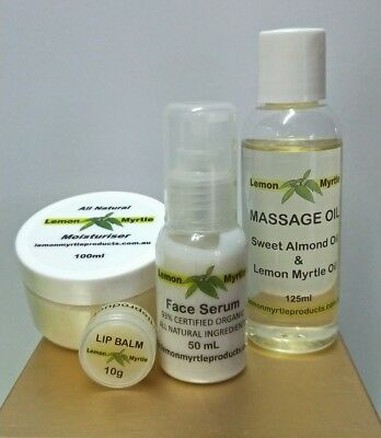 Lemon Myrtle Pamper Pack- Mothers Day/Valentines Day Gift ?!