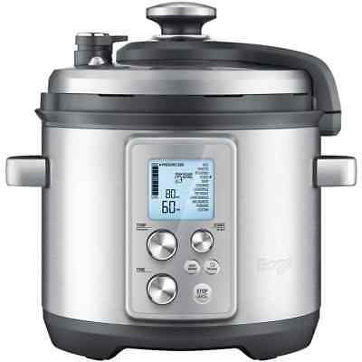 Sage BPR700BSS Slow Cooker Free Standing Stainless Steel