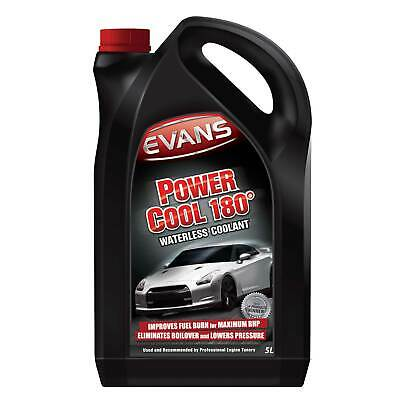 Evans Power Cool 180�° Waterless Engine Coolant - Race/Racing/Rally/Performanc