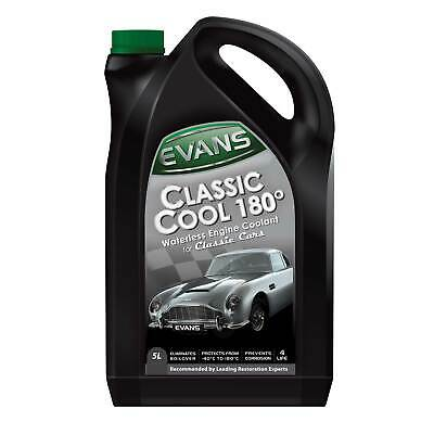 Evans Classic Cool 180° Waterless Engine Coolant - Race/Racing/Rally/Performan