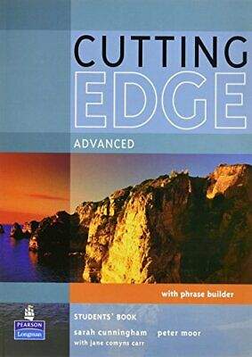 Cutting Edge Advanced Student Book: A Practical Appr... by Moor, Peter Paperback