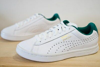 Puma Court Star CRFTD Junior Boys Trainers Shoes Size UK 3 White (MBN) d9e25eecc