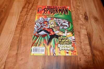 THE AMAZING SPIDER-MAN  Volume 2 # 15  (# 456 )  NEAR MINT CONDITION