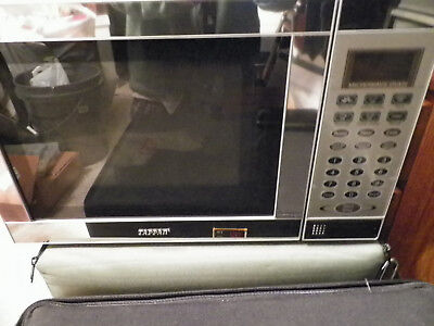 Tan Stainless Steel Boat Microwave Oven Tm7050s New In Box