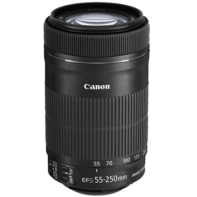 CANON EF-S 55-250mm 1:4-5,6 IS STM EAN 4960999979373