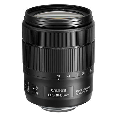 CANON EF-S 18-135mm f3.5-5.6 IS USM BULK  EAN 4549292061383 - SONDERPREIS