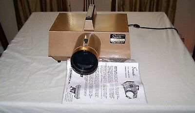 Vintage 1950's Seerite 6 X 6 Opaque Projector Made In USA Light & Motor Works