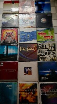 20 Compilations/Lounge, jazz, electro, Drum & Bass, trip hop
