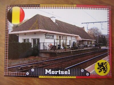 MORTSEL - Gare Station - 2017