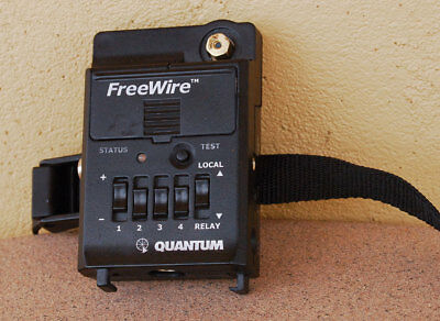 Quantum Freewire FW10 Wireless Digital Transceiver TTL Flash and Camera Trigger