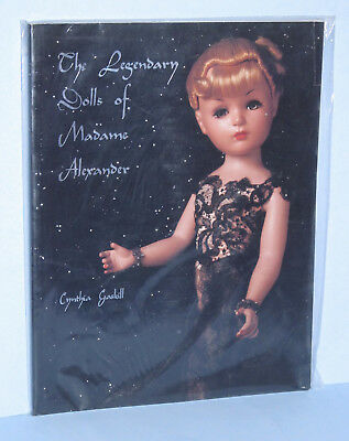 Theriault's The Legendary Dolls of Madame Alexander by Cynthia Gaskill!