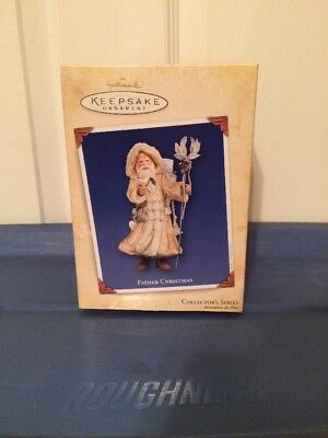 Hallmark 2004 Ornament - Father Christmas - 1st in Series NB