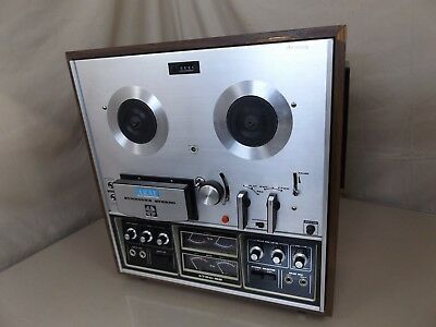 Akai 1730-SS 4 Channel Reel to Reel Tape Recorder Player