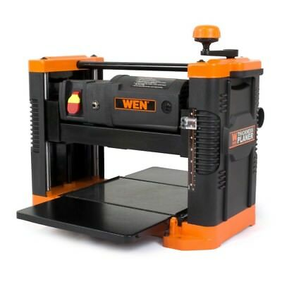 WEN 6550 THICKNESS PLANER Adjustable Corded Bench Top Wood Thinner Cutting  Board