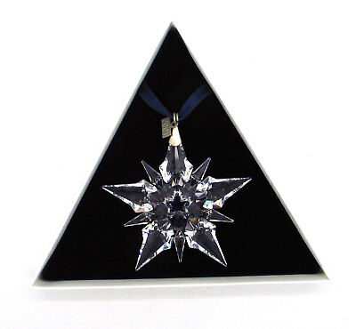 SWAROVSKI 2001 Annual Snowflake Ornament - New in box w/ certificate. US Seller