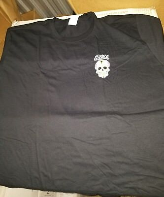 Exotico Tequila L T Shirt Skull Logo grateful Dead large mens day of dead