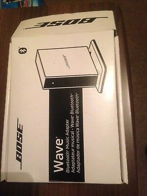 Bose Wave Bluetooth Music Adapter for Wave music system III wave radio III &IV