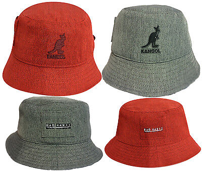 55a76132 Kangol Men's Bad Habit Bucket Hat style K1826ST multi color and sizes