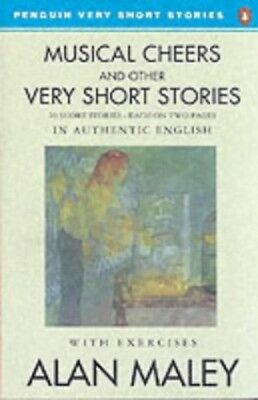 Musical Cheers And Other Very Short Stories (Penguin... by Maley, Alan Paperback