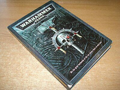 Warhammer 40,000 Rulebook: Standard Edition by Haines, Pete Hardback Book The