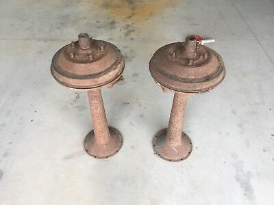 Ford 1935 1936 35 36 Diff Differential Bells Housings Brake Drum