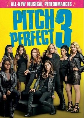 Pitch Perfect 3 [New DVD]