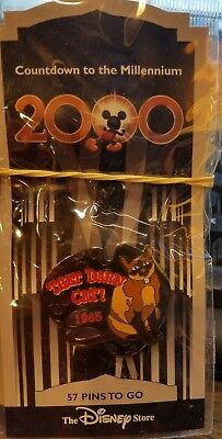 Disney DS Countdown to the Millennium #58 That Darn Cat Pin