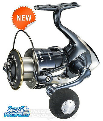 Shimano Twin Power XD Spinning Fishing Reel  BRAND NEW @ Otto's Tackle World