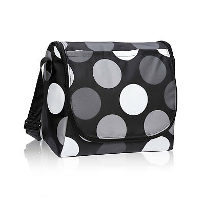 Thirty-One  31 Going Places Thermal Tote Bag - Got Dots