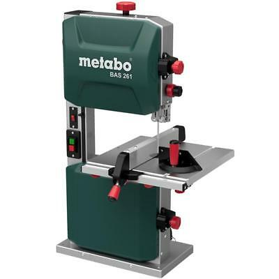 METABO Sega a nastro BAS 261 PRECISIONE 400W SUCCESSORE BAS 260 Swift 0090025100
