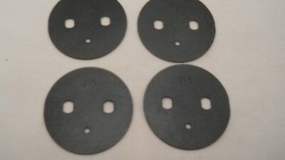 Holley Base Flange Gasket AED /& QFT Five Pack;  Avenger Barry Grant Demon