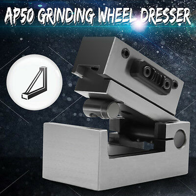 New Angle Sine Dresser fixture 0-60° For Grinding Wheel cnc grinding machine US