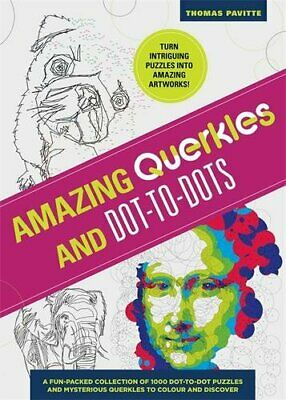 Amazing Puzzles Querkles and dot-to-dot: A fun packed coll... by Pavitte, Thomas