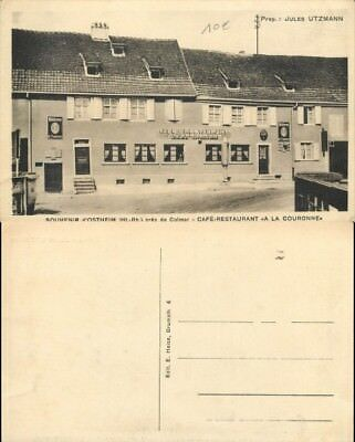 [509998] - France  - (68) Haut-Rhin, Colmar, Cafés, Hotels & Restaurants