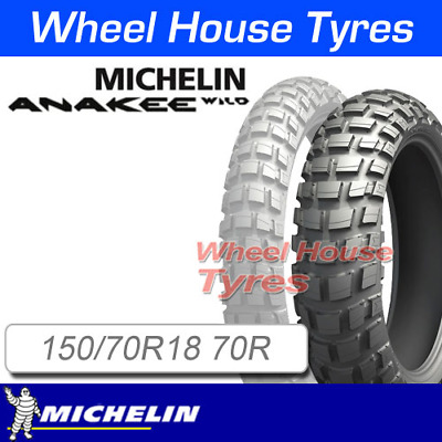 Michelin Anakee Wild 150/70R18 70R TL Rear