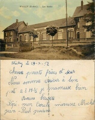 [509499] - France  - (62) Pas-de-Calais, Wailly, Ecoles