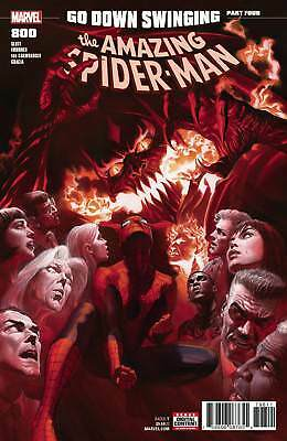 AMAZING SPIDER-MAN #800 Red Goblin Alex Ross Marvel Comics NM Presale
