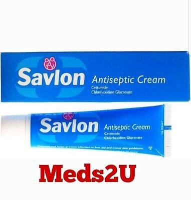 Savlon Antiseptic Cream Soothes & Helps Prevent Infection 30g