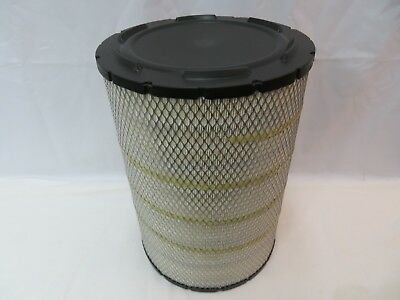 BALDWIN FILTERS Engine Air Filter,Element Only, Radial, RS3750
