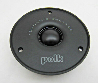Polk Audio SL5000 Tweeter for S4, S6, S8, and S10 Soft Dome NICE 6 Ohms OEM