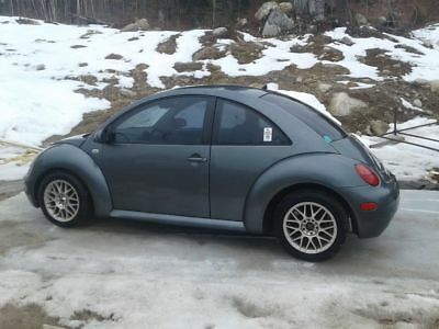 2003 Volkswagen Beetle-New Custom