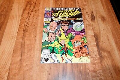 The Amazing Spider-Man  # 337   Near Mint Condition