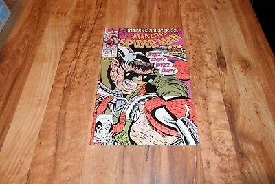 The Amazing Spider-Man  # 339   Near Mint Condition
