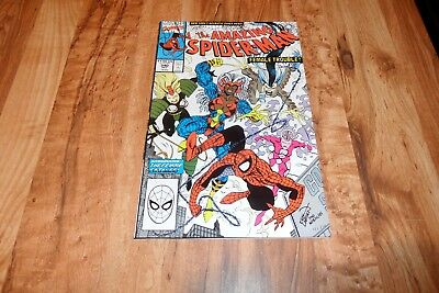 The Amazing Spider-Man  # 340   Near Mint Condition