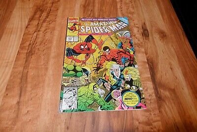 The Amazing Spider-Man  # 343   Near Mint Condition