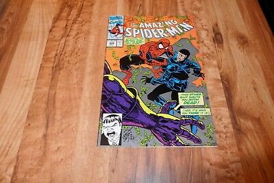The Amazing Spider-Man  # 349   Near Mint Condition
