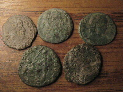 Ancient roman coins lot 17
