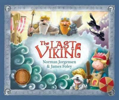 NEW The Last Viking By Norman Jorgensen Paperback Free Shipping