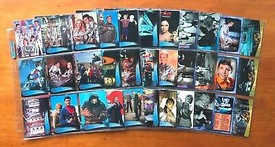 1997 Inkworks Lost In Space: The Classic Series - Complete Set of 72 Cards