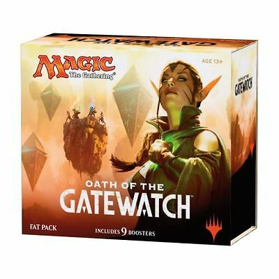 Magic the Gathering: Oath of the Gatewatch Fat Pack - MTG Collectable Card Game